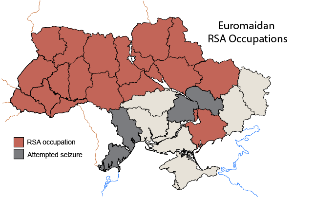 Euromaidan RSA occupations