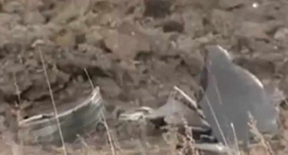 An unknown object exploded in a suburb of the Russian city of Chita, with some saying it fell out of the sky
