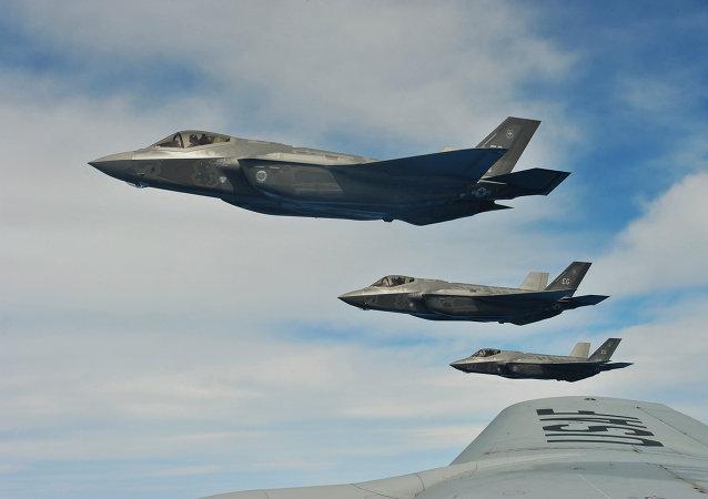 F-35 aerial refuel