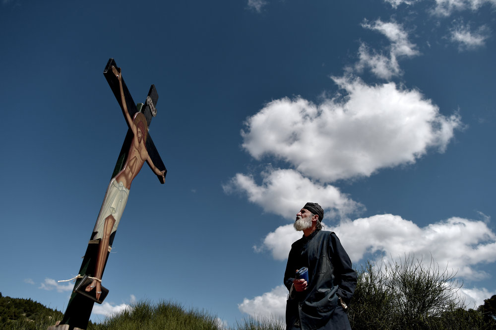 Christ Has Risen! Orthodox Christians Celebrate Easter