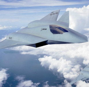 Boeing unveils updated F/A-XX sixth-gen fighter concept