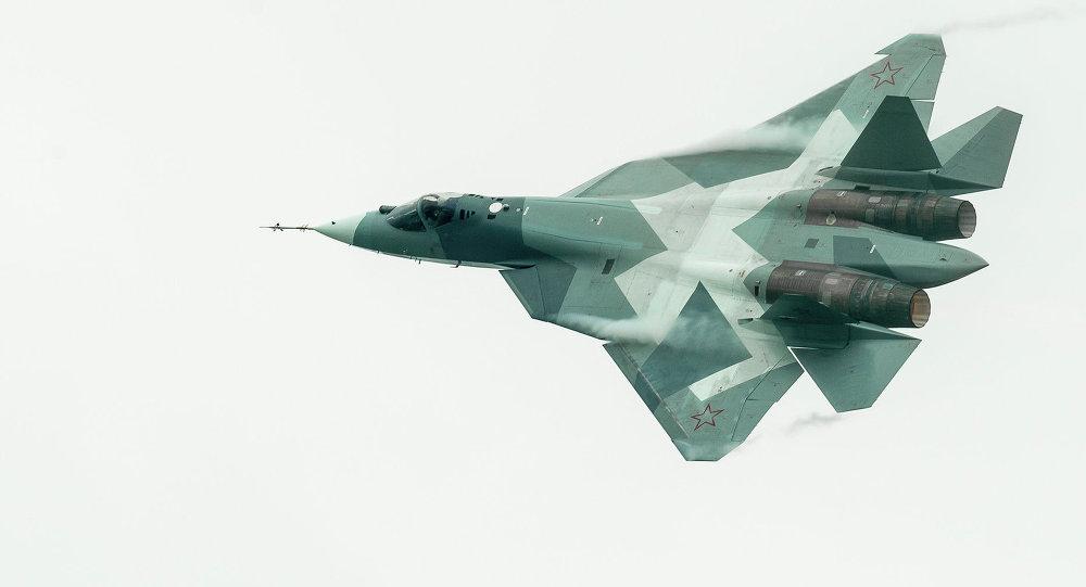 Sukhoi T-50 PAK FA Prototype