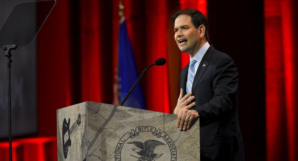 Sen. Rubio Calls Biden Hypocritical For Considering Domestic Travel Ban During Pandemic
