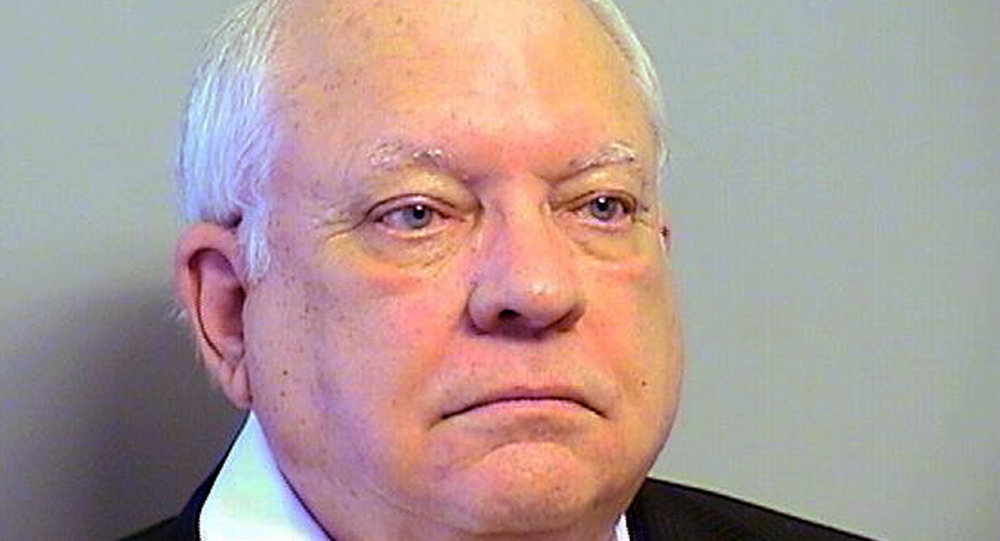 This Tuesday, April 14, 2015 photo provided by the Tulsa County, Oklahoma, Sheriff's Office shows Robert Bates. The 73-year-old Oklahoma reserve sheriff's deputy, who authorities said fatally shot a suspect after confusing his stun gun and handgun, was booked into the county jail Tuesday on a manslaughter charge.