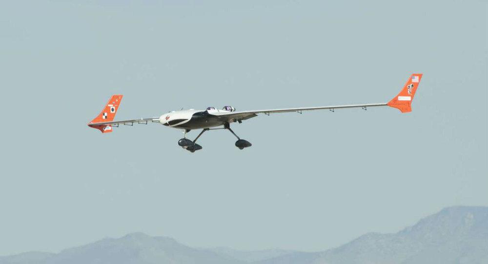 Buckeye NASA drone