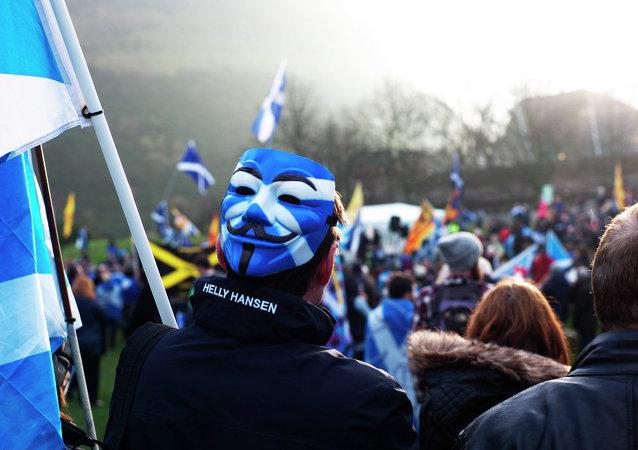 File Photo: Scottish independence referendum