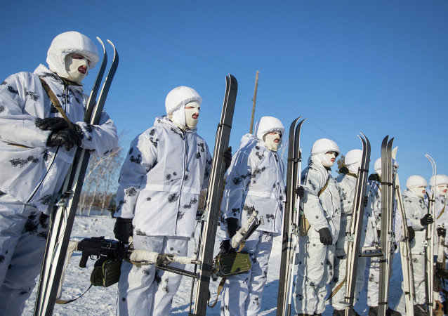 The second session of the international military tech show Army-2016 near Moscow will have a section called Arctic dedicated to survival and combat in cold weather, the Russian Defense Ministry said Tuesday.