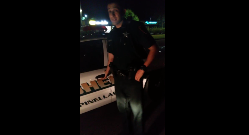 Activist Pulls Over Florida Cop for Unsafe Driving (VIDEO)
