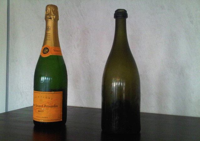 French scientists have said that 170-year old champagne found on a shipwreck tasted rather good despite its high sugar content