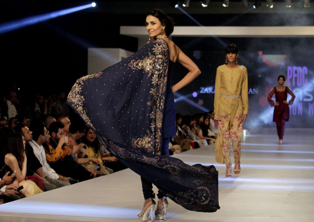 Pakistan Fashion Design Council Sunsilk Fashion Week