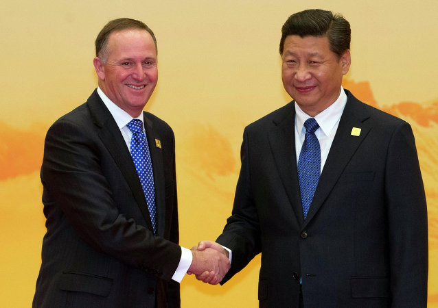 The Chinese Foreign Ministry said Monday that they were seriously concerned by reports that New Zealand spies collaborated with the US National Security Agency to spy on Chinese diplomats.