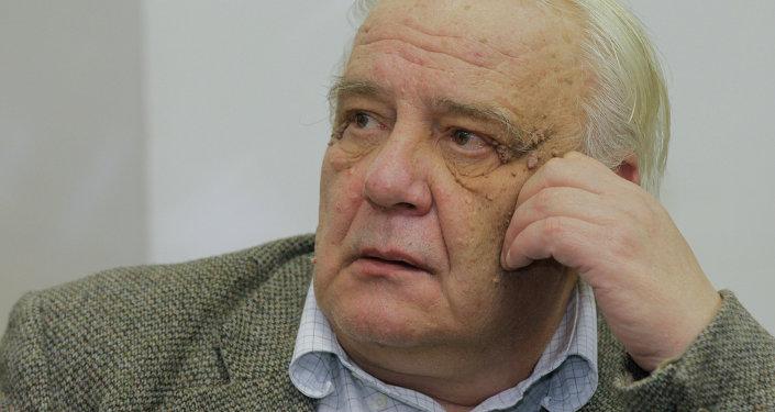 Political activist Vladimir Bukovsky