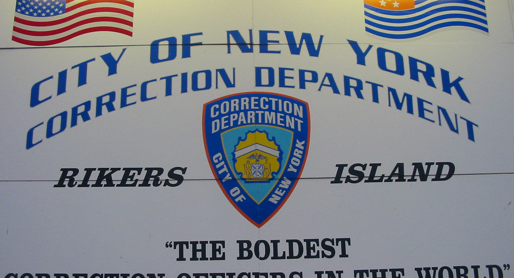 Rikers Island- Queens, NY. 2007