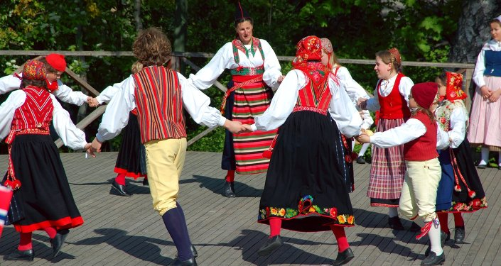 Nordic Traditional Dancing