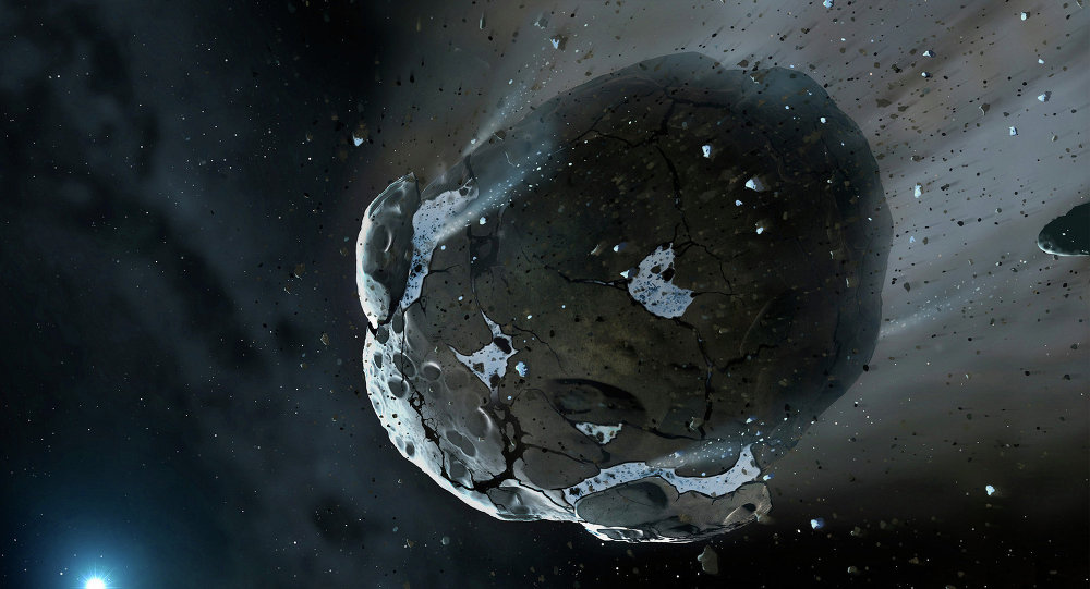 Narrow escape for Earth as closest large asteroid ever recorded whizzes past""
