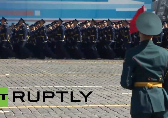 Russia: Check out FINAL V-Day parade rehearsal in Moscow