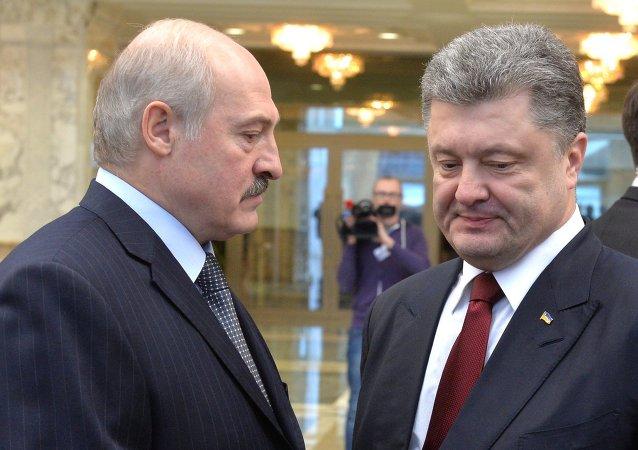 Russian, German, French and Ukrainian leaders meet for talks in Minsk