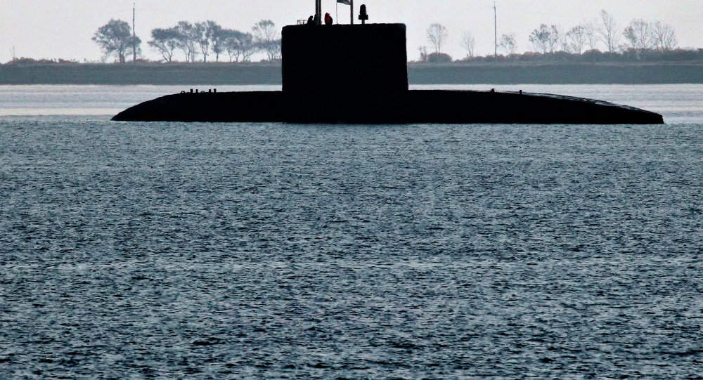 Pacific Fleet exercises to deal with submarine emergency