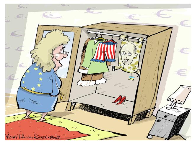 Europe's Vested Interest