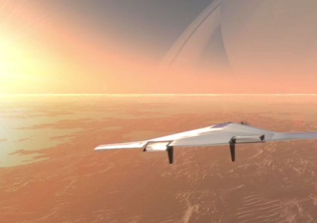 Contracting companies are designing an autonomous, inflatable aircraft which would patrol the dense atmosphere of Venus.