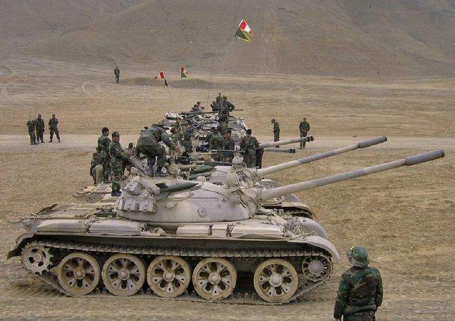 T-55 in Peru