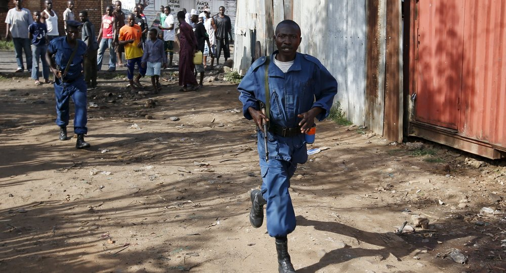 Armed gang kills at least 23 in northwest Burundi