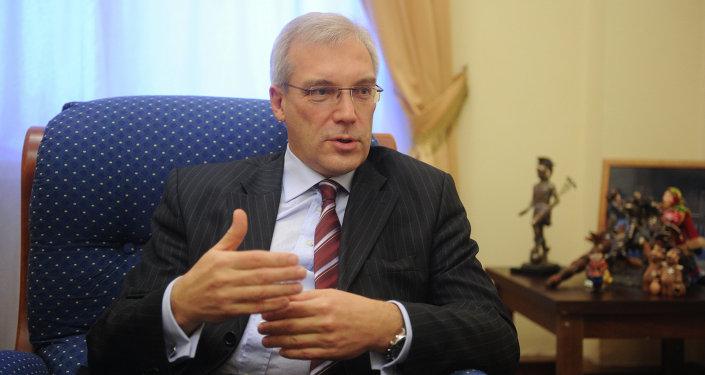 Alexander Glushko