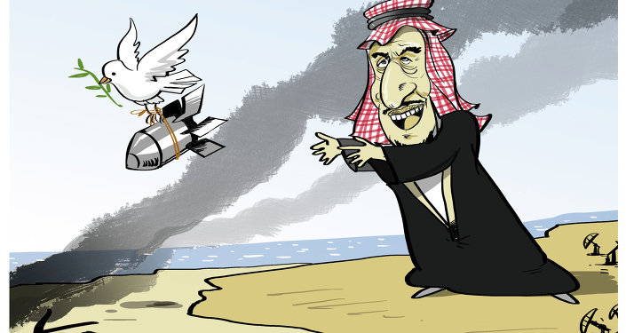 Saudi Plan For Hope? Nope!