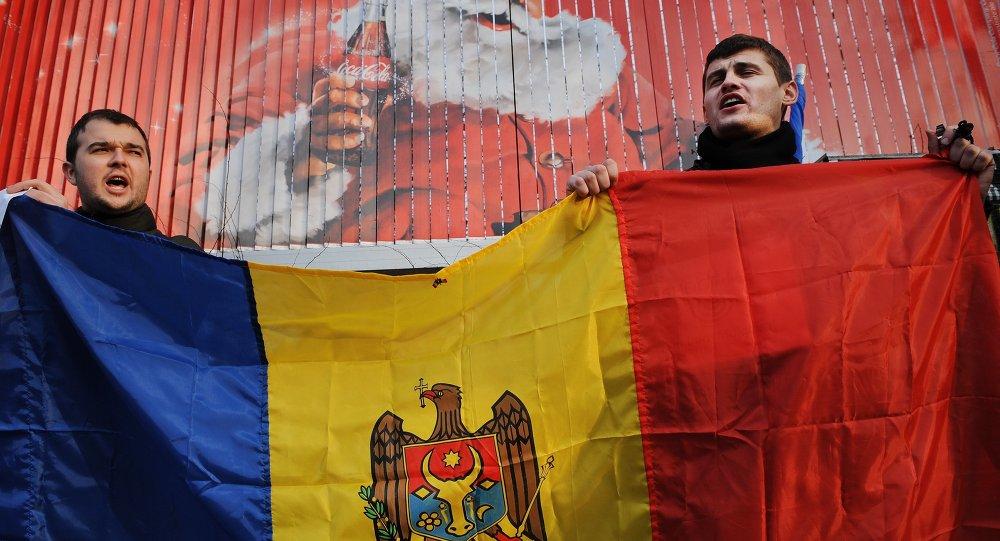 Rally in Moldova. File photo