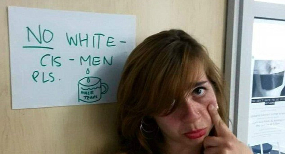 University Diversity Officer May Lose Job After Urging to #KillAllWhiteMen