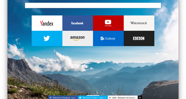 The new-look Yandex.Browser