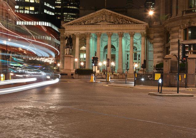 Bank Of England, City of London