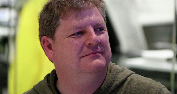 Scottish National Party's (SNP) group leader Angus Robertson