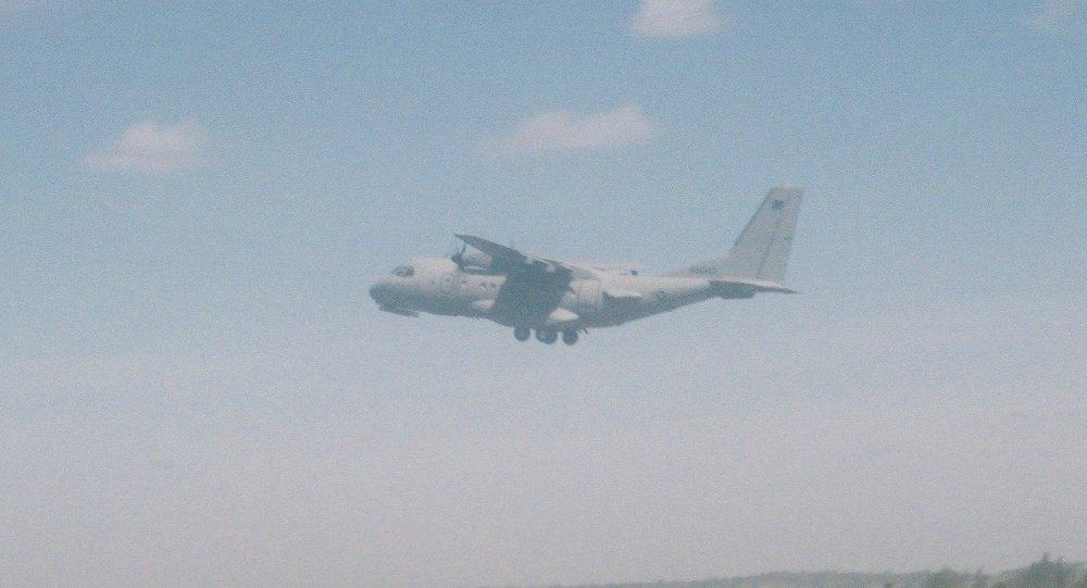 CN-235 aircraft