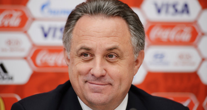 FIFA and Russia-2018 Organizing Committee holds meeting with FIFA officials, gives press briefing