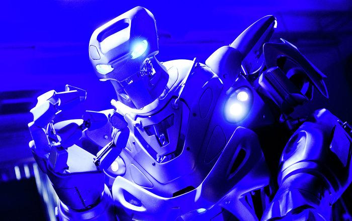 Russia's Nerekhta-2 Combat Robot to Be Presented in 2016 - Sputnik International