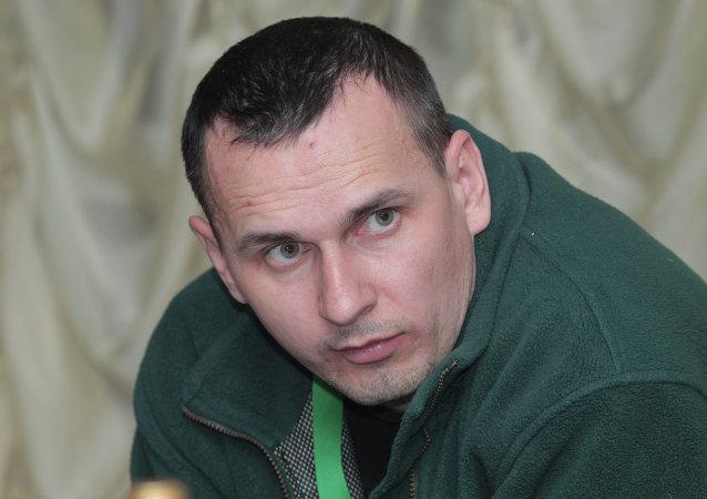 Filmmaker Oleg Sentsov