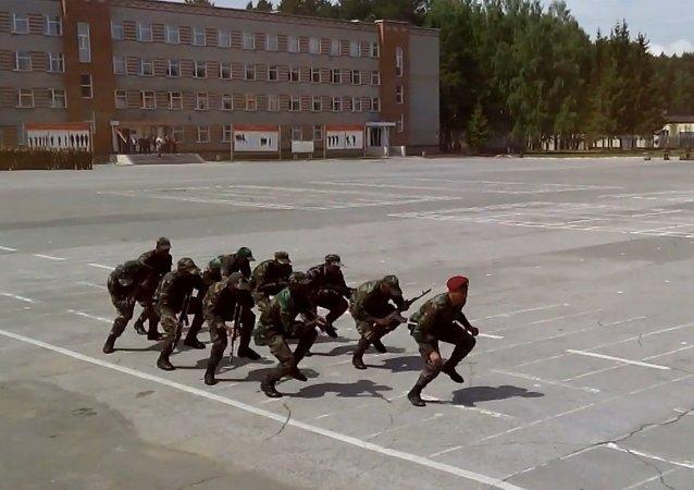 Military mamba