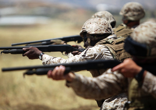 This training, which included firing multiple weapon systems and different fire maneuvers, is to prepare the Marines to provide limited support in the event of a crisis in the U.S. Africom area of responsibility