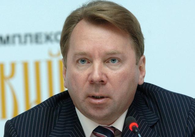 Russian Presidential Aide Vladimir Kozhin