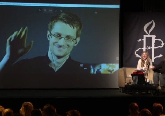 Citizenfour Q&A with Edward Snowden