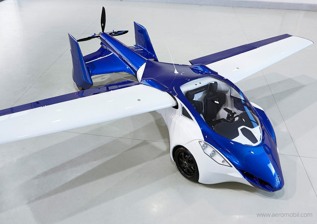 Slovak tech firm Aeromobil won't be giving up on their mission to create a Jetsons-esque flying car, despite the crash landing of a prototype during a test flight last month.