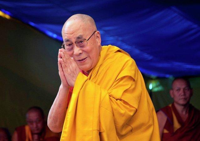 Tibetan spiritual leader, the Dalai Lama (File)