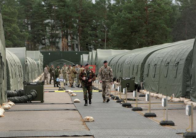 Adazi military base