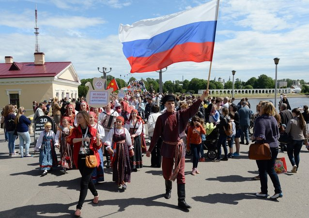 Russia Day celebrations in the country's regions