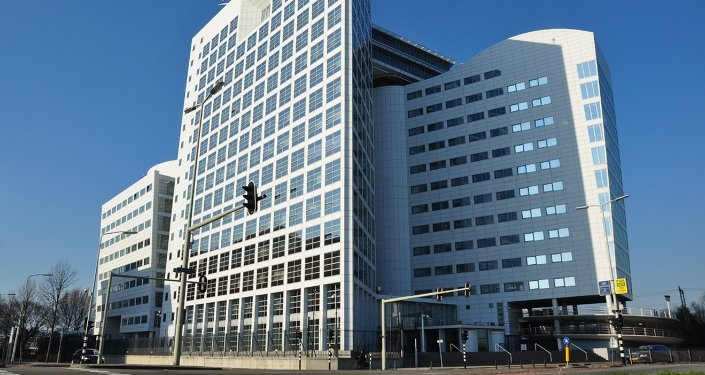 International Criminal Court in Hague