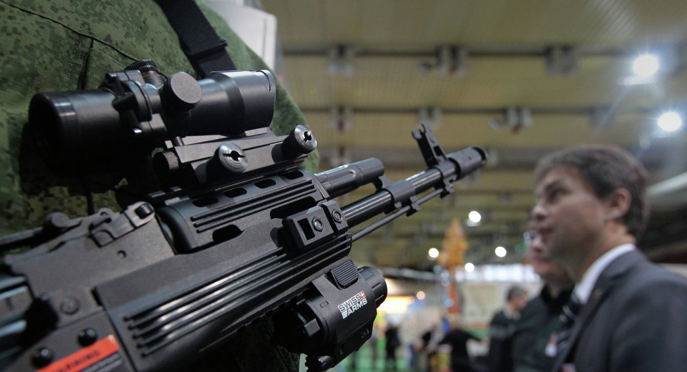 Russian Arms Exports in 2019 Surpassed $15.2 Billion