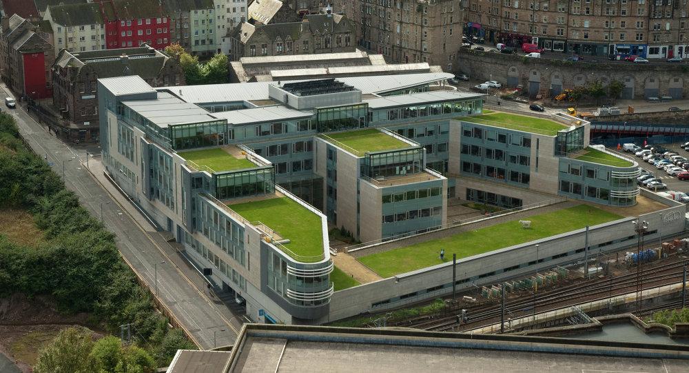 Edinburgh City Council building