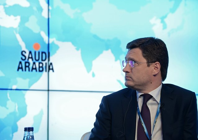 Alexander Novak, Minister of Energy of the Russian Federation, during the Bloomberg Teledebates Shifting Landscape Ushers In A New Era For Global Oil And Gas Markets held at the 2015 St. Petersburg International Economic Forum