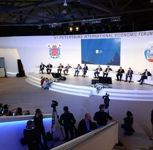 The 2015 St. Petersburg International Economic Forum (SPIEF)